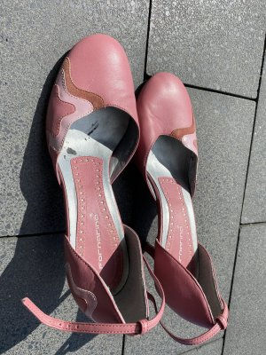 Fornarina Strapped pumps pink-light pink