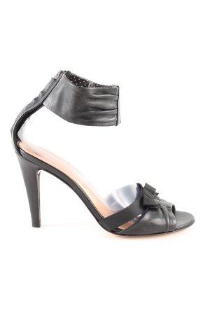 Fornarina Riemchen-Sandaletten schwarz Casual-Look