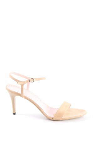 Fornarina Riemchen-Sandaletten creme Elegant