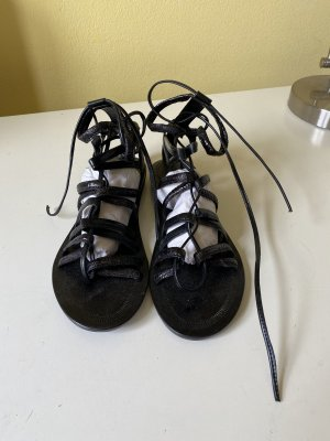 Fornarina Roman Sandals black