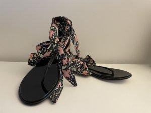 Fornarina T-Strap Sandals multicolored