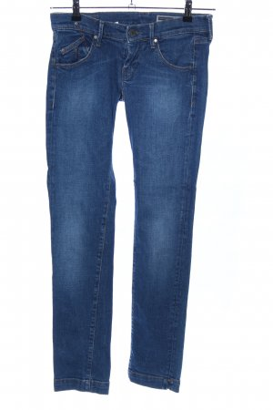 Fornarina Skinny jeans blauw casual uitstraling
