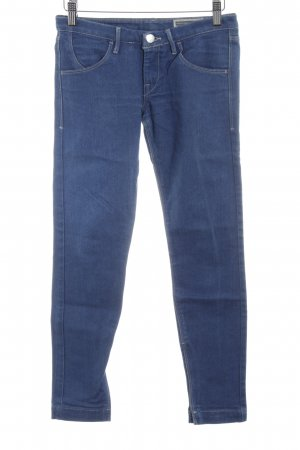 Fornarina Skinny Jeans blau Jeans-Optik
