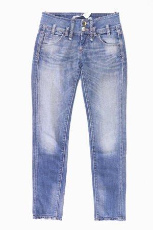 Fornarina Skinny Jeans blue-neon blue-dark blue-azure