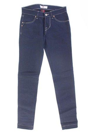 Fornarina Skinny Jeans Größe W27 neu mit Etikett Neupreis: 89,0€! blau aus Baumwolle