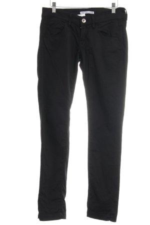 Fornarina Jeans slim noir style décontracté