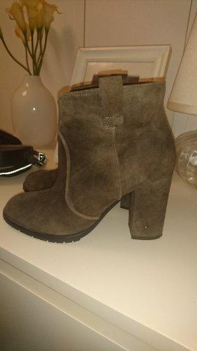 fornarina Stiefelette ankle boots 38 braun neuwertig