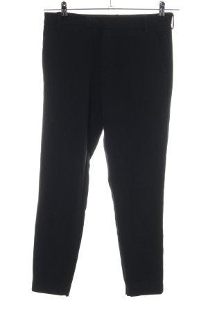Fornarina Jersey Pants black business style