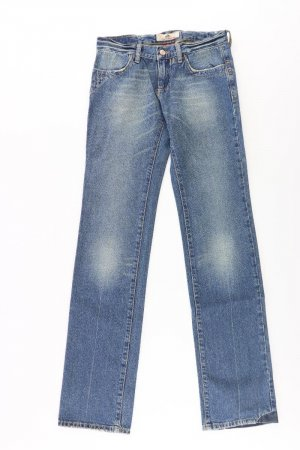 Fornarina Jeansy z prostymi nogawkami Bawełna