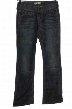 Fornarina Straight Leg Jeans blue casual look