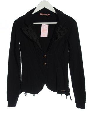 Fornarina Sweat Blazer black casual look