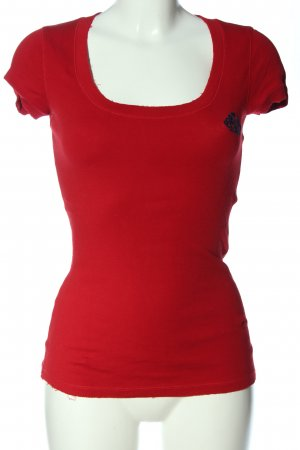 Fornarina T-Shirt rot Casual-Look
