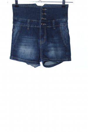 forplay Jeansshorts blau Casual-Look