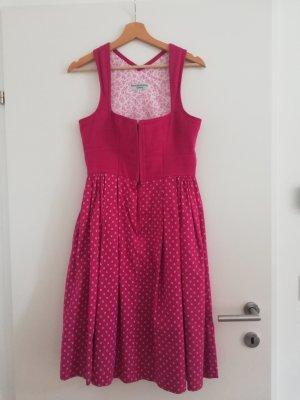 Bustier Dress multicolored linen