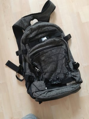 Forvert Trekking Backpack grey-dark grey