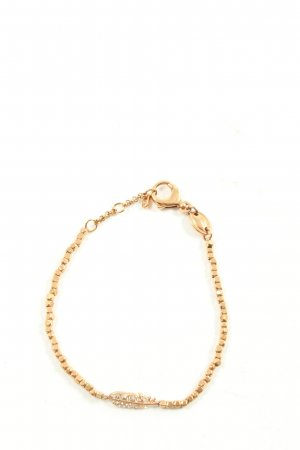Fossil Armband goldfarben Elegant