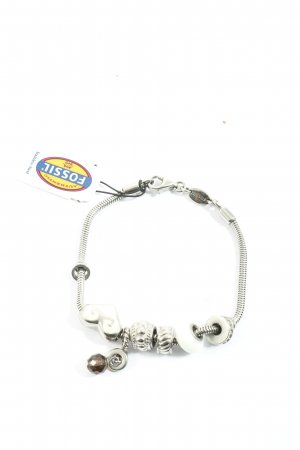 Fossil Bracelet silver-colored casual look