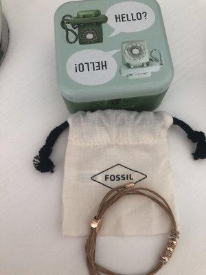 Fossil Armband