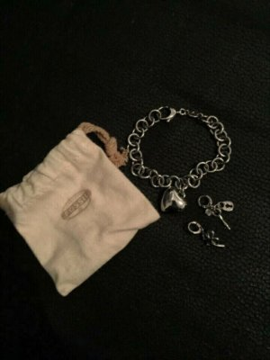 Fossil Armband zilver
