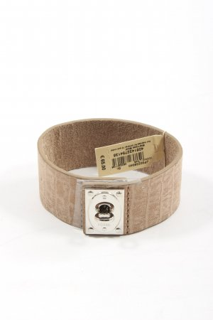 Fossil Armband braun-silberfarben Casual-Look
