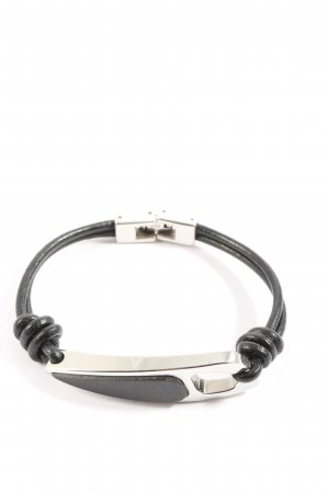 Fossil Armband schwarz Casual-Look