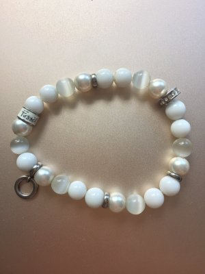 Fossil Pearl Bracelet multicolored