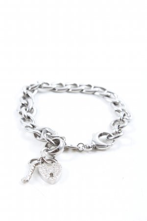 Fossil Bracelet silver-colored elegant