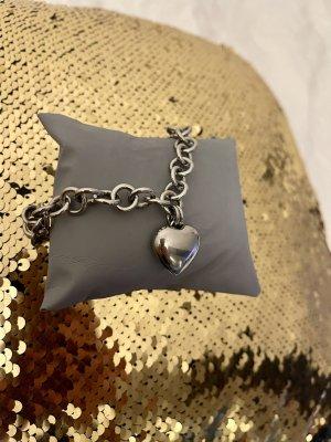 Fossil Zilveren armband zilver