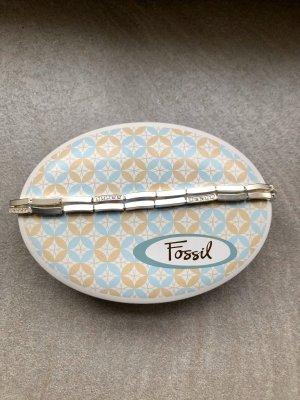 Fossil Armband Silber massiv Zirkonia