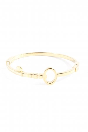 Fossil Mouwband goud casual uitstraling