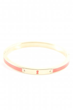 Fossil Armlet gold-colored-pink elegant