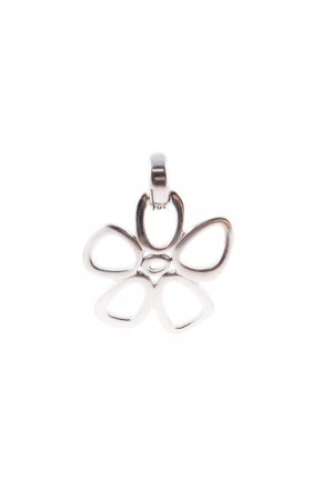Fossil Charm silver-colored party style