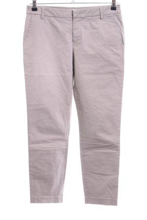 Fossil Pantalon chinos violet style décontracté