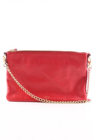 Fossil Clutch rot Casual-Look