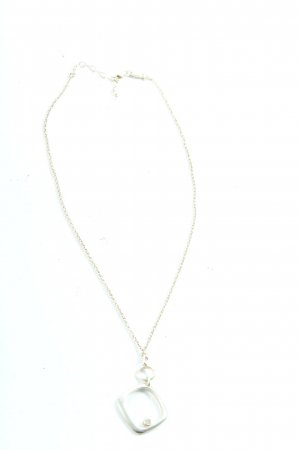 Fossil Collier argento stile casual