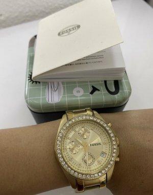 Fossil Damen Uhr/Gold