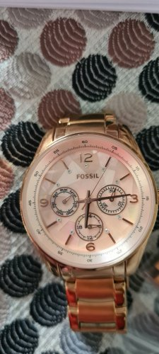 Fossil Damen Uhr Rosegold