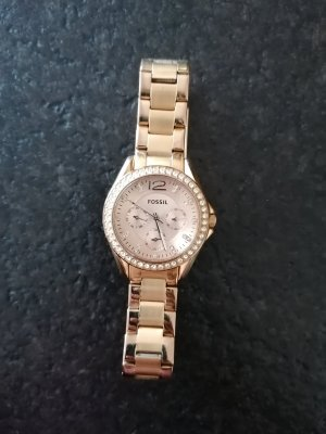 Fossil Damenuhr Rose-Gold