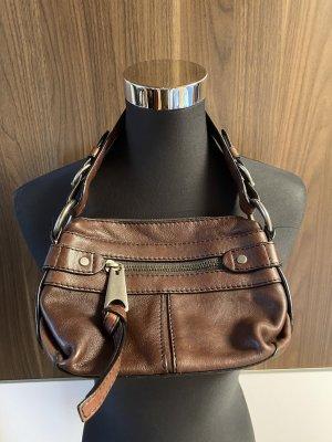 Fossil Echt Leder Handtasche