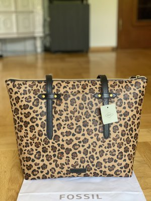 Fossil Felicity Tote Cheetah *NEW*