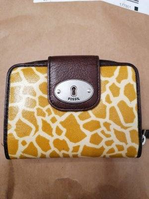 Fossil Wallet multicolored