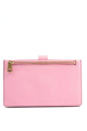 Fossil Geldbörse pink Casual-Look