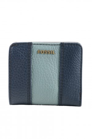 Fossil Geldbörse blau Casual-Look