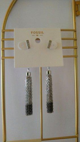 Fossil Hängeohrringe