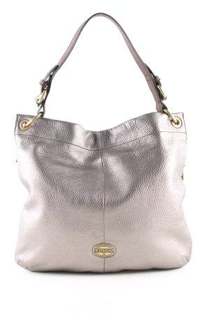 Fossil Handtasche silberfarben Casual-Look