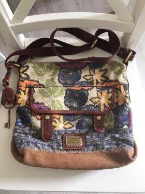 FOSSIL Handtasche gemustert