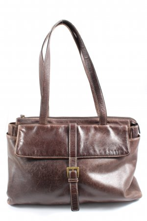 Fossil Carry Bag brown casual look