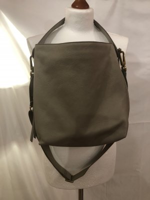 Fossil Hobo Bag Taupe Beige