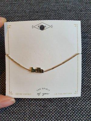 Fossil JFO3227710 Armband Armkette gold Armreif vintage ungetragen Edel-stahl