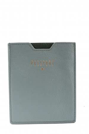 Fossil Card Case light grey casual look